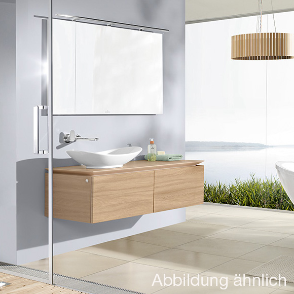 villeroy boch legato waschtischunterschrank santana oak. Black Bedroom Furniture Sets. Home Design Ideas