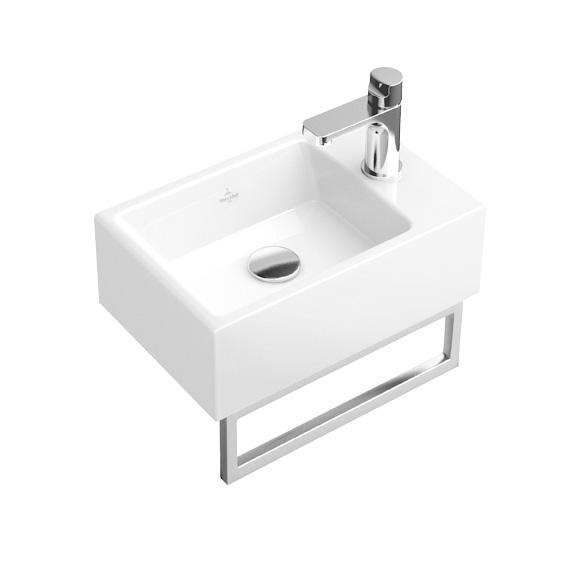 villeroy boch memento handwaschbecken wei mit ceramicplus 533341r1 reuter onlineshop. Black Bedroom Furniture Sets. Home Design Ideas