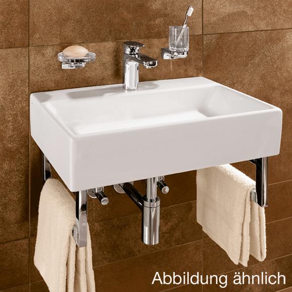 villeroy boch memento waschtisch wei mit ceramicplus. Black Bedroom Furniture Sets. Home Design Ideas