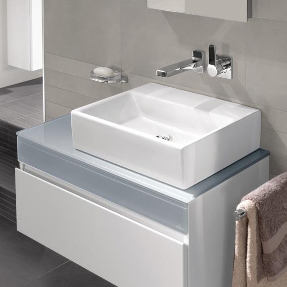 villeroy boch memento waschtisch f r montage mit m beln konsole wei ohne hahnloch 51336f01. Black Bedroom Furniture Sets. Home Design Ideas