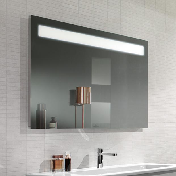 villeroy boch more to see 14 led spiegel mit soundsystem a4321000 reuter onlineshop. Black Bedroom Furniture Sets. Home Design Ideas
