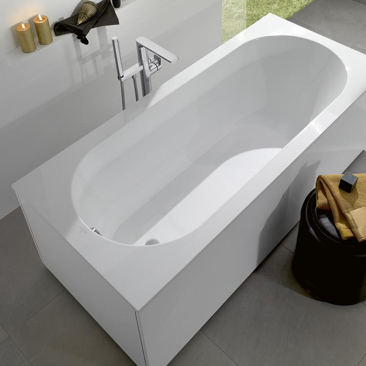 villeroy boch oberon badewanne wei ubq180obe2v 01 reuter onlineshop. Black Bedroom Furniture Sets. Home Design Ideas