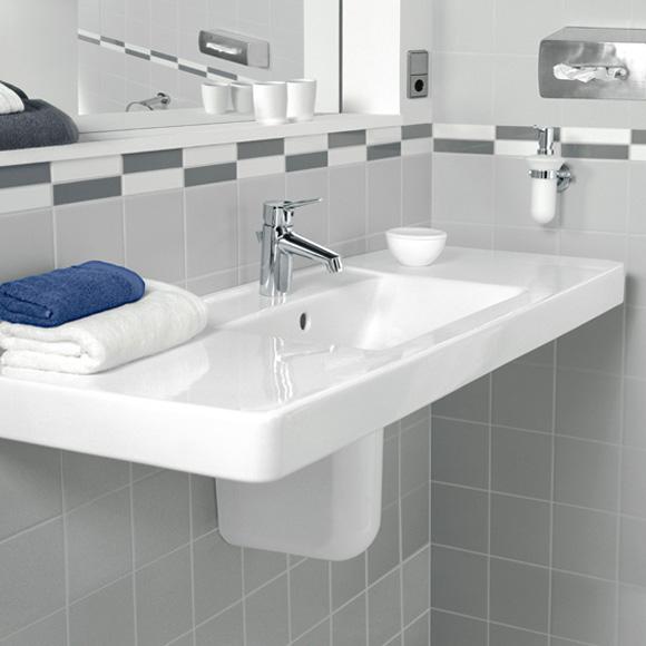 villeroy boch omnia architectura waschtisch wei. Black Bedroom Furniture Sets. Home Design Ideas