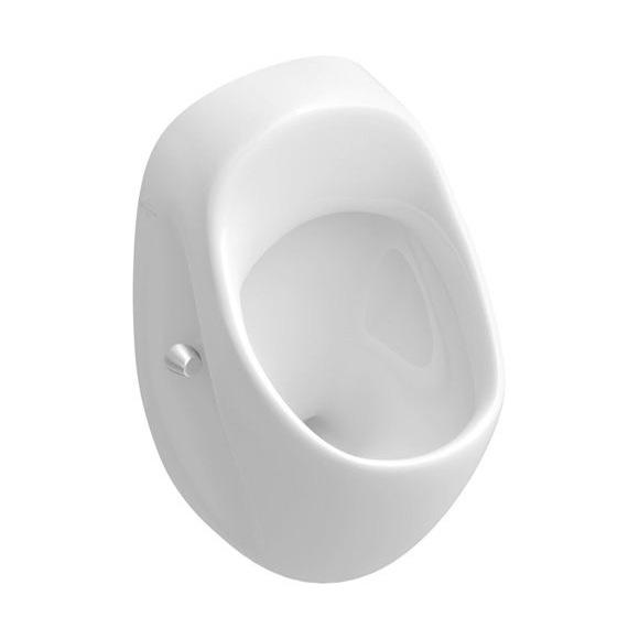 villeroy boch absaug urinal b 28 5 h 51 5 t 31 cm zulauf verdeckt wei mit. Black Bedroom Furniture Sets. Home Design Ideas
