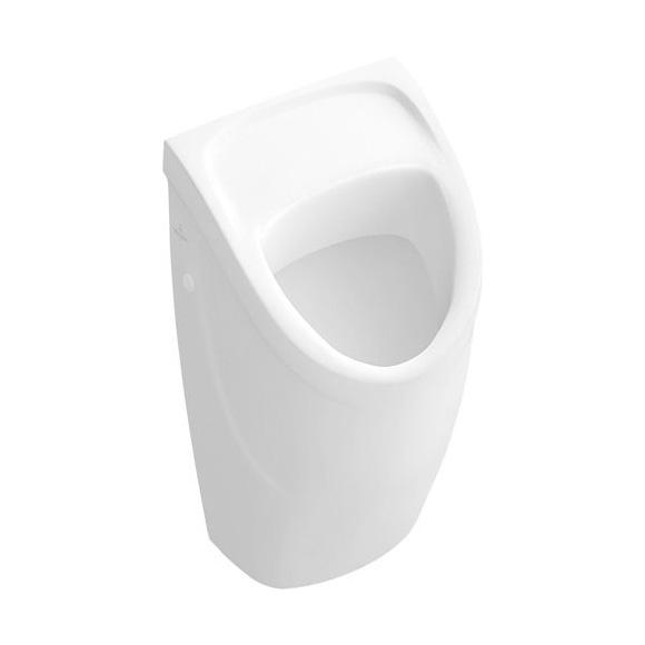 villeroy boch absaug urinal b 29 h 50 t 24 5 cm ohne deckel wei mit ceramicplus mit. Black Bedroom Furniture Sets. Home Design Ideas