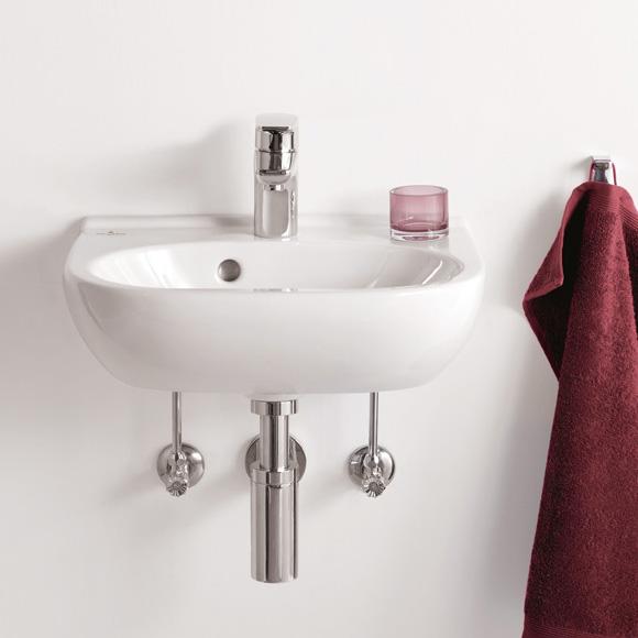 villeroy boch handwaschbecken wei mit berlauf 53604501 reuter onlineshop. Black Bedroom Furniture Sets. Home Design Ideas