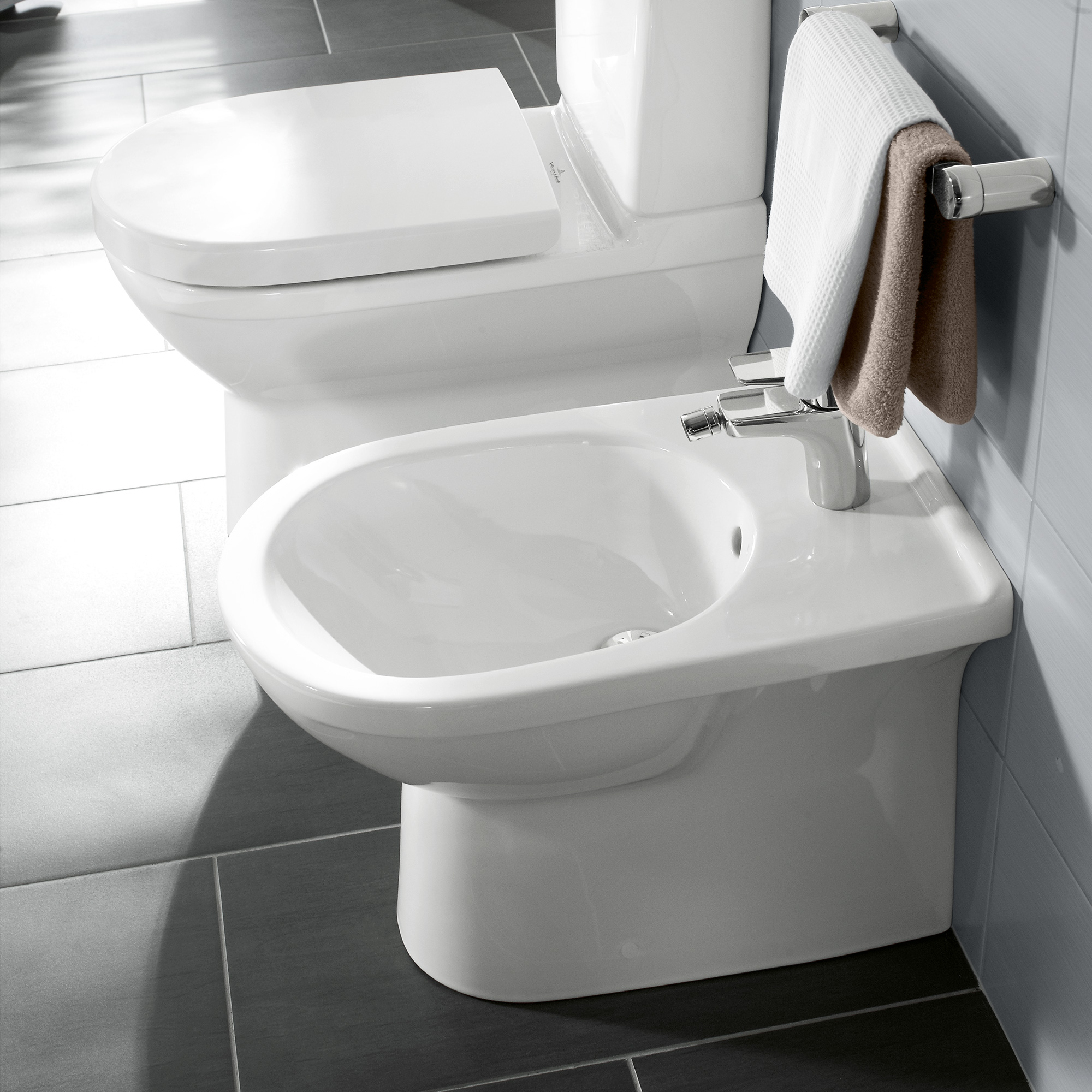 villeroy boch stand bidet l 56 b 36 h 40 cm wei 54610001 reuter onlineshop. Black Bedroom Furniture Sets. Home Design Ideas