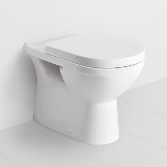 villeroy boch stand tiefsp l wc l 56 b 36 h 40 cm wei mit ceramicplus. Black Bedroom Furniture Sets. Home Design Ideas
