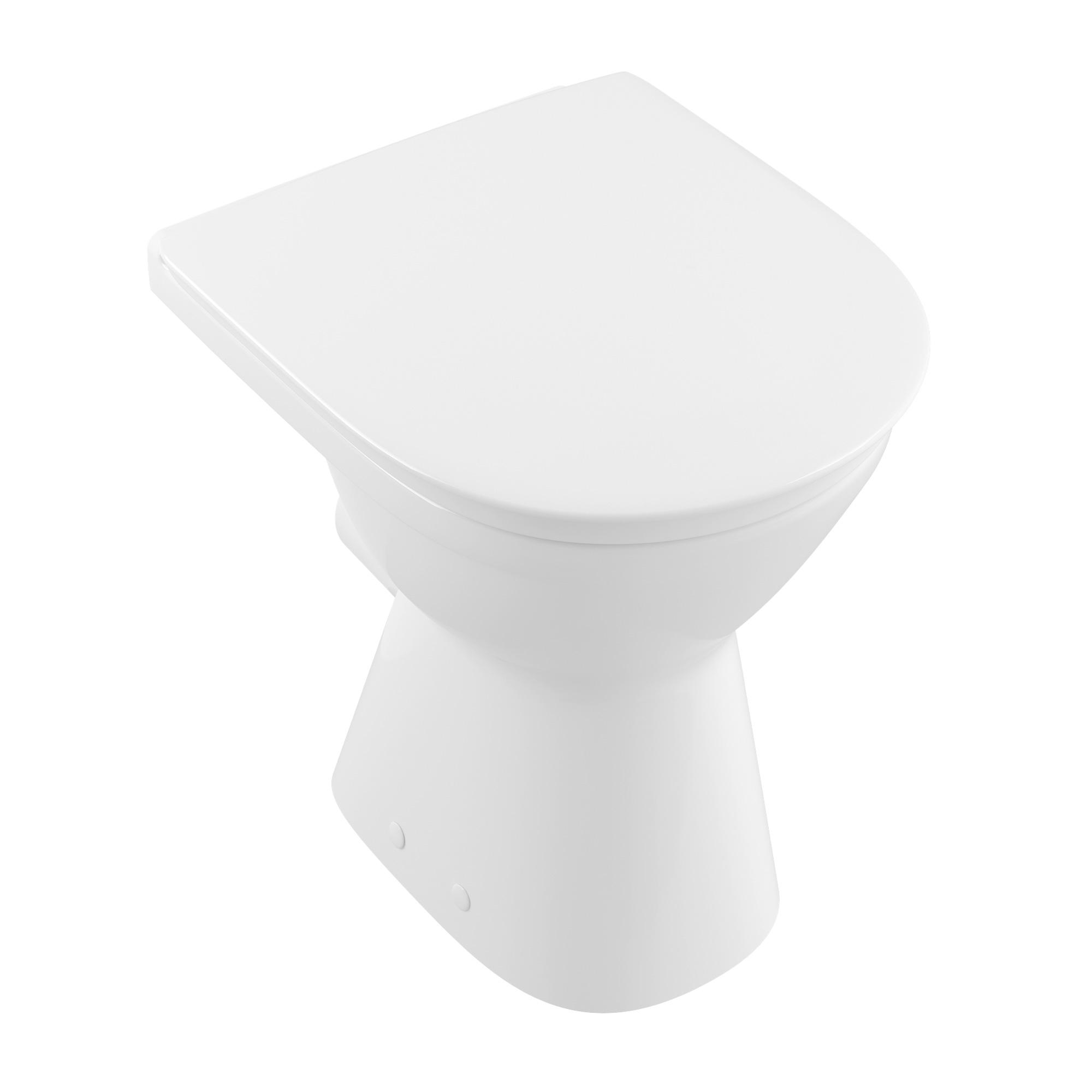 villeroy boch stand tiefsp l wc vita l 49 b 36 cm wei mit ceramicplus 468310r1. Black Bedroom Furniture Sets. Home Design Ideas