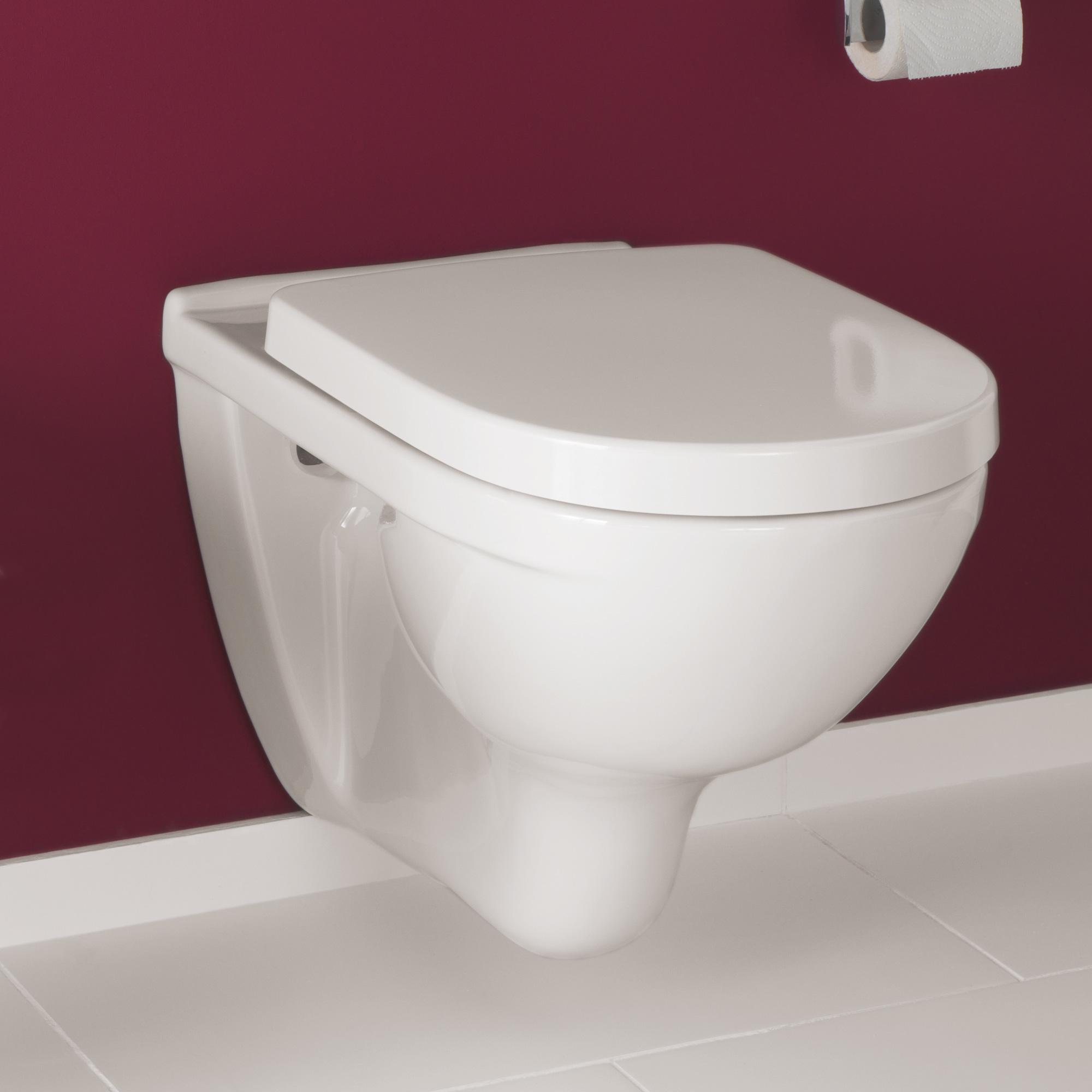 villeroy boch wand tiefsp l wc l 56 b 36 cm wei. Black Bedroom Furniture Sets. Home Design Ideas