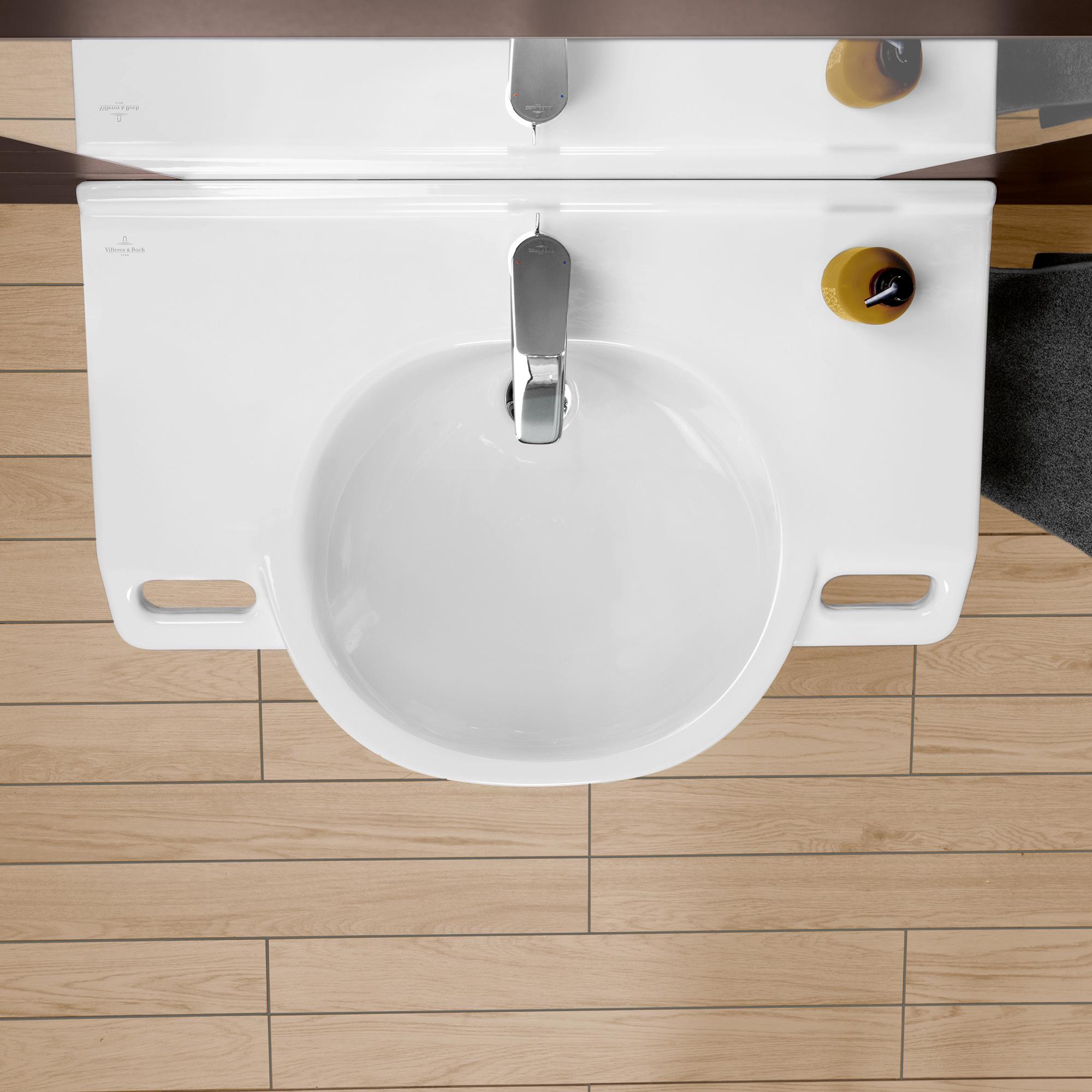 villeroy boch waschtisch vita unterfahrbar b. Black Bedroom Furniture Sets. Home Design Ideas