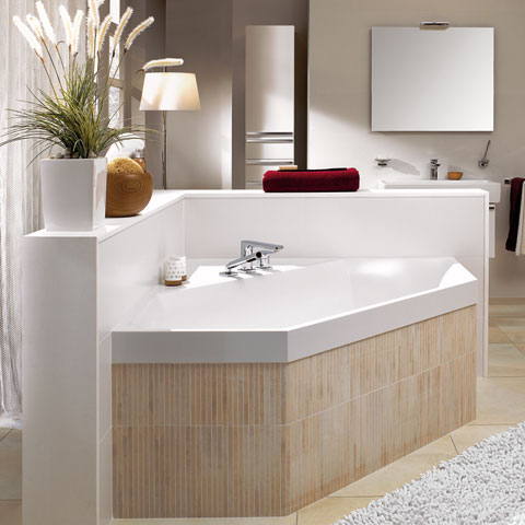 villeroy boch squaro badewanne star white ubq190sqr6v 96 reuter onlineshop. Black Bedroom Furniture Sets. Home Design Ideas