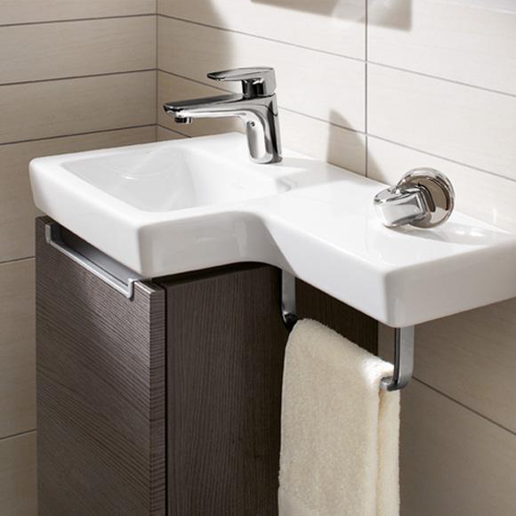 villeroy boch subway 2 0 handwaschbecken wei mit. Black Bedroom Furniture Sets. Home Design Ideas
