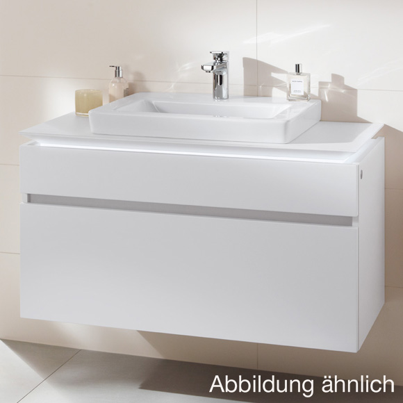 villeroy boch subway 2 0 waschtisch wei 7113kg01 reuter onlineshop. Black Bedroom Furniture Sets. Home Design Ideas