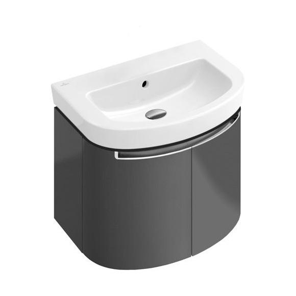 villeroy boch subway 2 0 waschtisch f r montage mit m beln konsole wei mit ceramicplus ohne. Black Bedroom Furniture Sets. Home Design Ideas