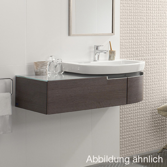 villeroy boch subway 2 0 waschtischunterschrank mit 1. Black Bedroom Furniture Sets. Home Design Ideas