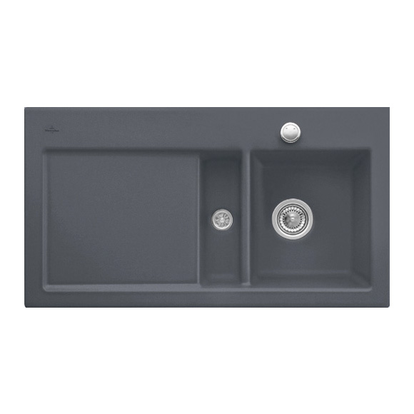 villeroy boch subway 50 sp le mit excenterbet tigung b. Black Bedroom Furniture Sets. Home Design Ideas