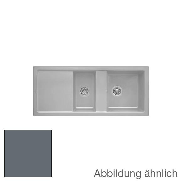 villeroy boch subway 80 sp le mit handbet tigung b 116 t 51 cm graphit ohne lochbohrung. Black Bedroom Furniture Sets. Home Design Ideas