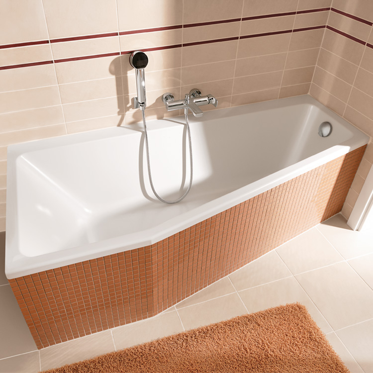 villeroy boch subway badewanne ausf hrung links wei. Black Bedroom Furniture Sets. Home Design Ideas