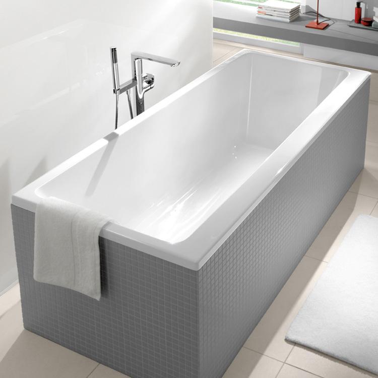 villeroy boch subway badewanne wei uba180sub2v 01. Black Bedroom Furniture Sets. Home Design Ideas