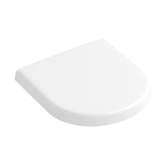 villeroy boch subway wc sitz compact wei mit quick release und softclosing 9m66s101. Black Bedroom Furniture Sets. Home Design Ideas