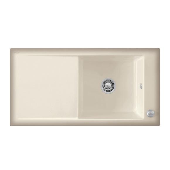 villeroy boch timeline 60 sp le mit excenterbet tigung b 100 t 51 cm cappuccino position. Black Bedroom Furniture Sets. Home Design Ideas