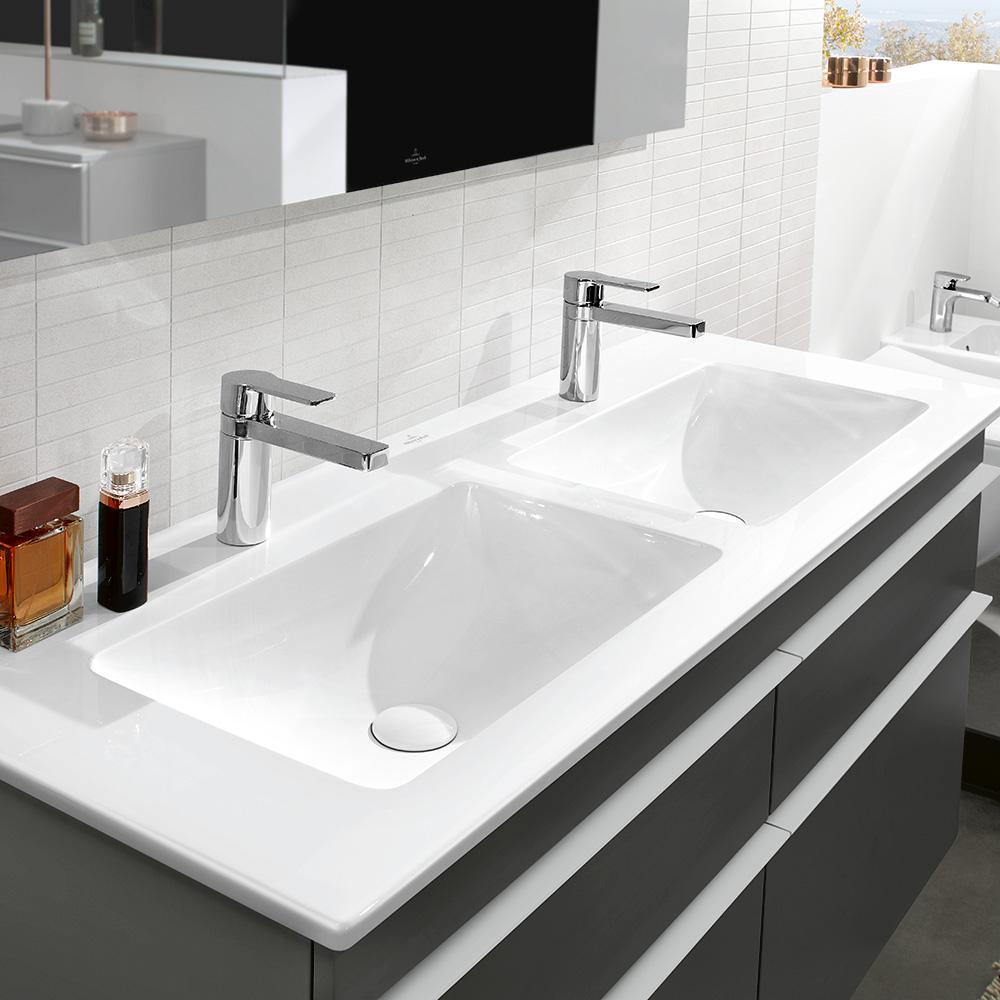 villeroy boch venticello schrank doppelwaschtisch wei. Black Bedroom Furniture Sets. Home Design Ideas