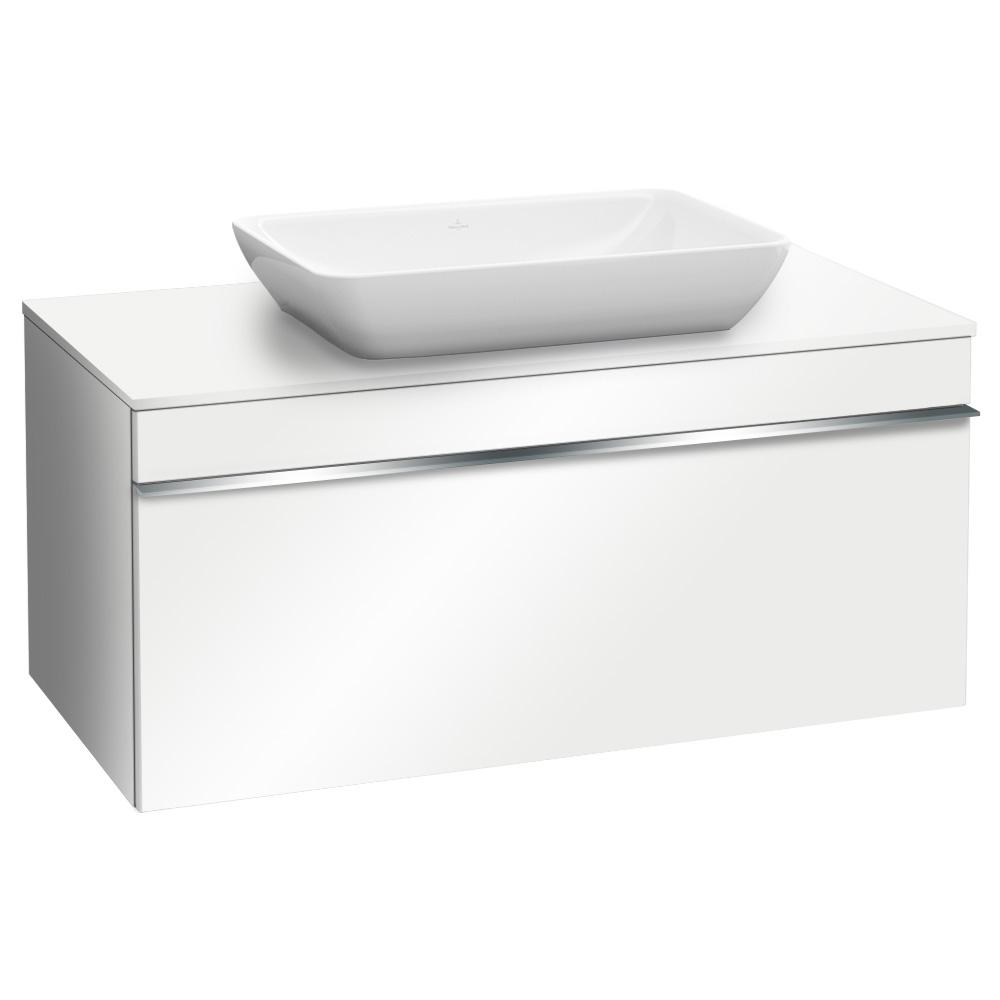villeroy boch venticello waschtischunterschrank glossy white a94501dh reuter onlineshop. Black Bedroom Furniture Sets. Home Design Ideas