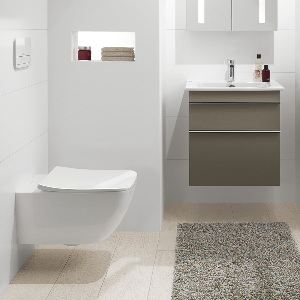 villeroy boch venticello wc sitz slimseat 9m79s101 reuter onlineshop. Black Bedroom Furniture Sets. Home Design Ideas