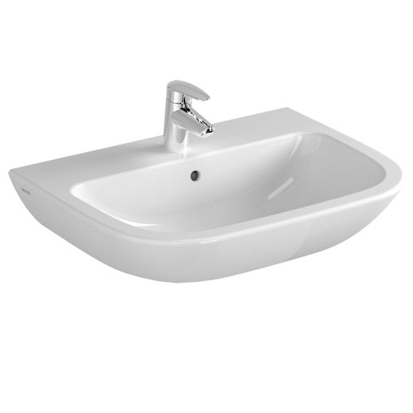 vitra s20 waschtisch wei mit berlauf 5503l003 0001 reuter onlineshop. Black Bedroom Furniture Sets. Home Design Ideas