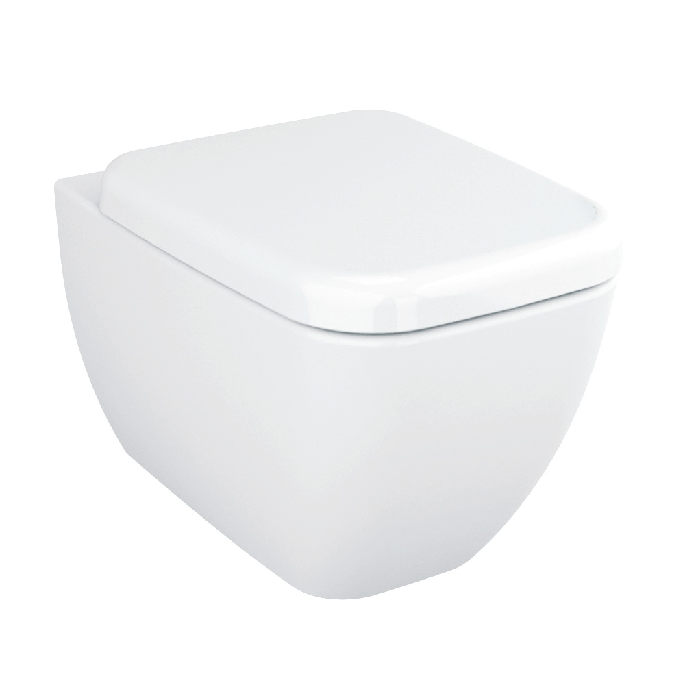 vitra shift wand wc tiefsp ler l 54 b 36 cm wei mit. Black Bedroom Furniture Sets. Home Design Ideas