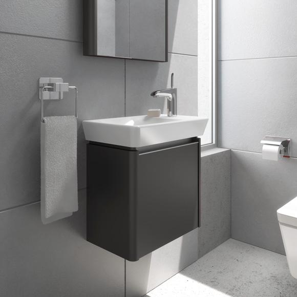vitra t4 compact waschtisch becken links wei mit vitraclean mit 1 hahnloch 4458b403 0041. Black Bedroom Furniture Sets. Home Design Ideas
