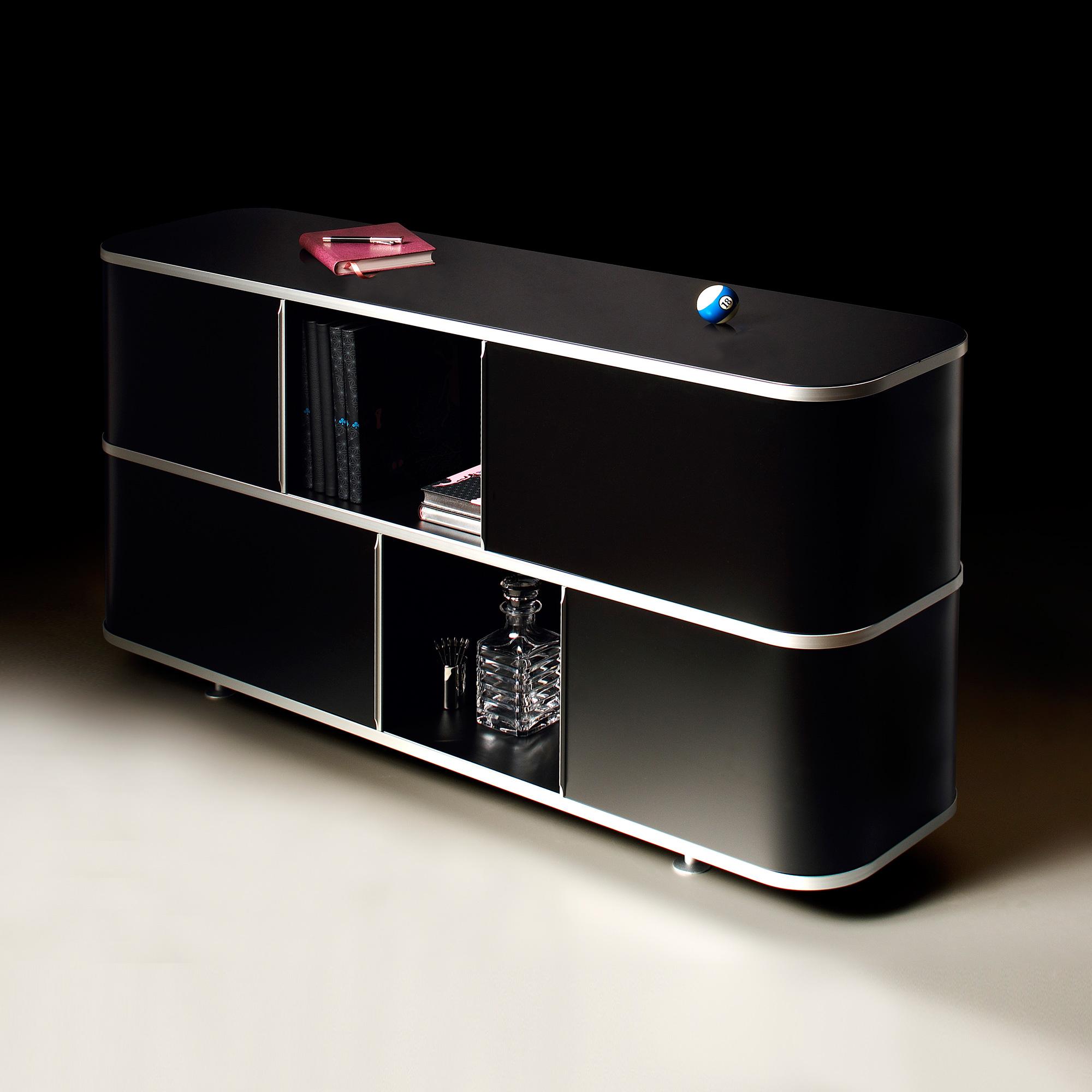 wogg liva sideboard 18 002 371 371 071 reuter onlineshop. Black Bedroom Furniture Sets. Home Design Ideas