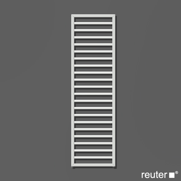 villeroy boch by zehnder subway badheizk rper h he 1549 mm weiss breite 600 mm 772 watt. Black Bedroom Furniture Sets. Home Design Ideas
