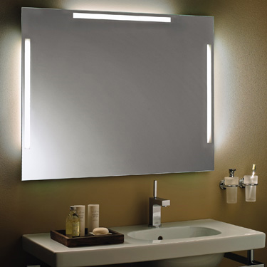 Zierath spiegel verona hinterleuchtet verona12080 for Spiegel hinterleuchtet